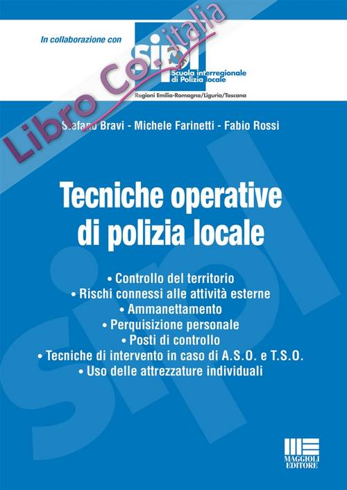 Tecniche operative di polizia locale