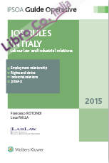 Jobs rules in Italy