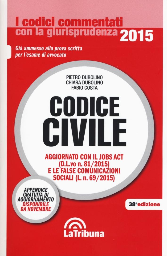 Codice civile.