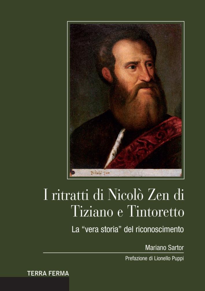 I ritratti di Nicolò Zen di Tiziano e Tintoretto. La