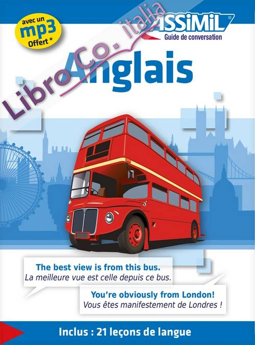 Anglais. Coffret conversation. Con CD Audio formato MP3