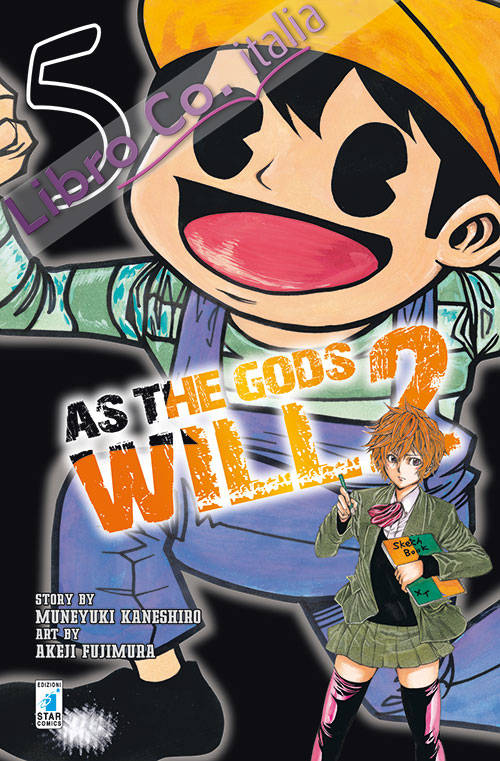 As the gods will 2. Vol. 5