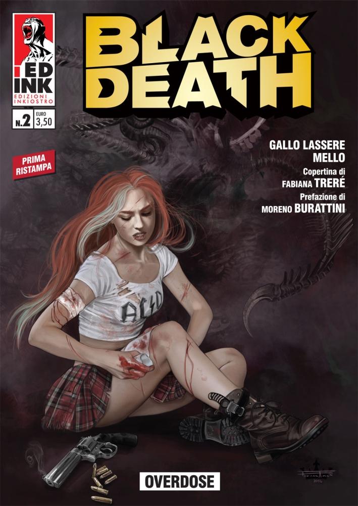 Overdose. Black Death. Vol. 2