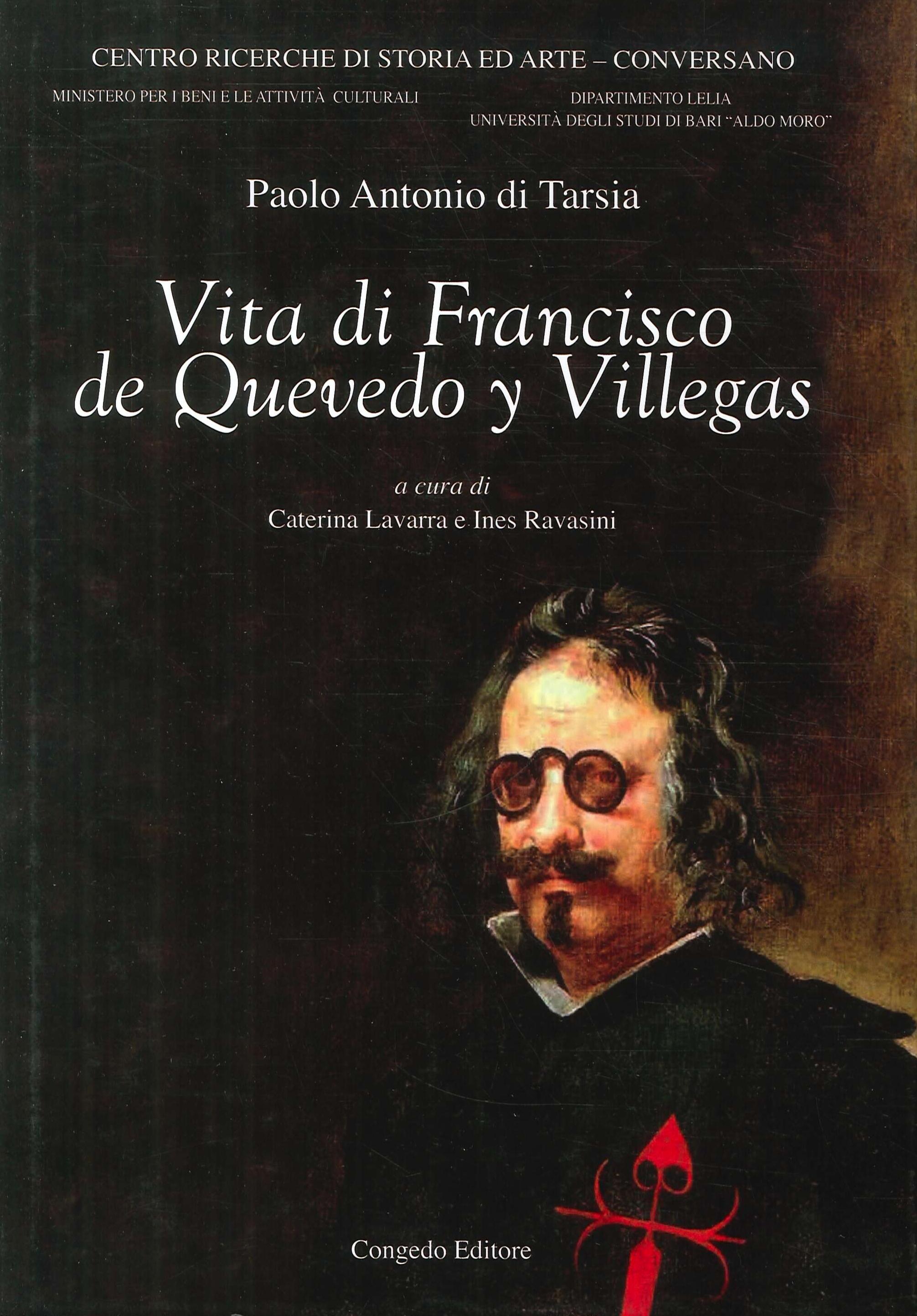 Vita di Francisco De Quevedo Y Villegas