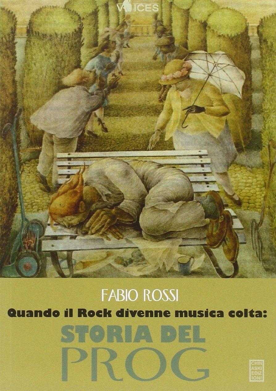 Quando il Rock Divenne Musica Colta: Storia del Prog