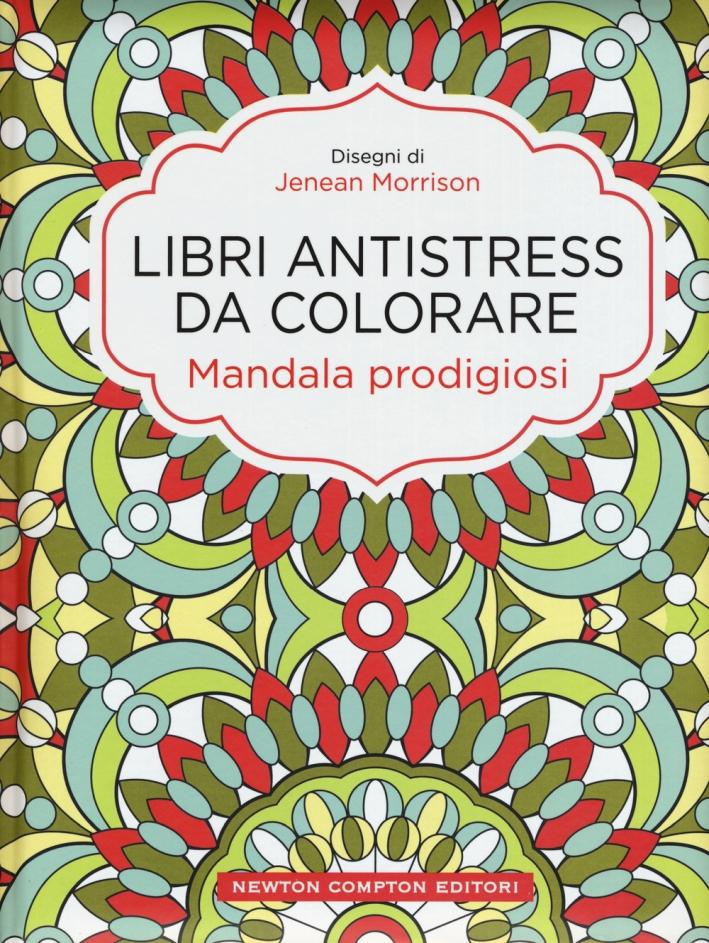 9788854184565 Jenean Morrison 2015 Mandala Prodigiosi Libri