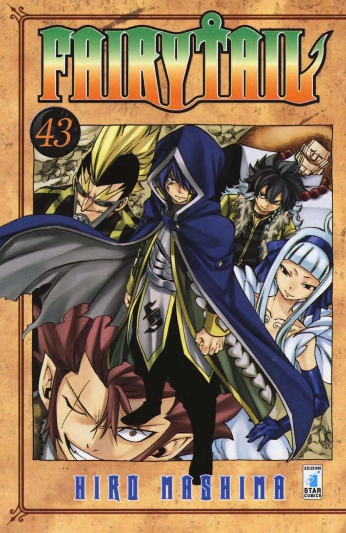 Fairy Tail. Vol. 43