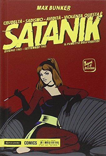 Satanik. Vol. 3: Giugno 1965-Settembre 1965