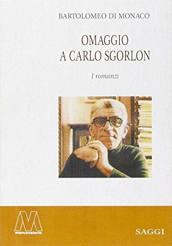 Omaggio a Carlo Sgorlon