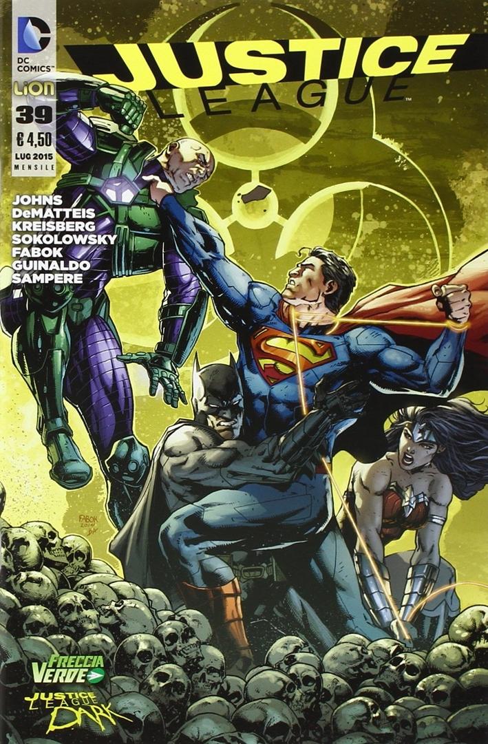Justice league. Vol. 39