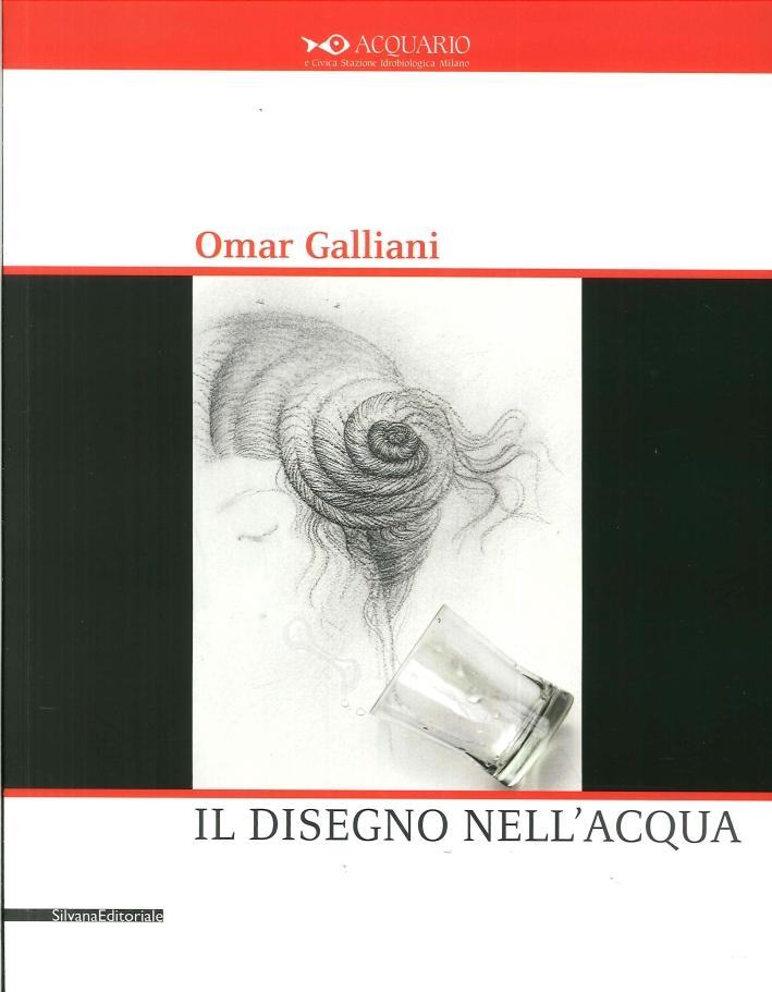 Omar Galliani. Il disegno nell'acqua