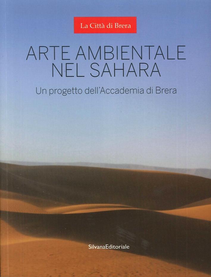 Arte Ambientale nel Sahara. Un Progetto dell'Accademia di Brera