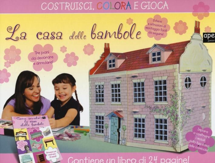 La casa delle bambole. Con gadget