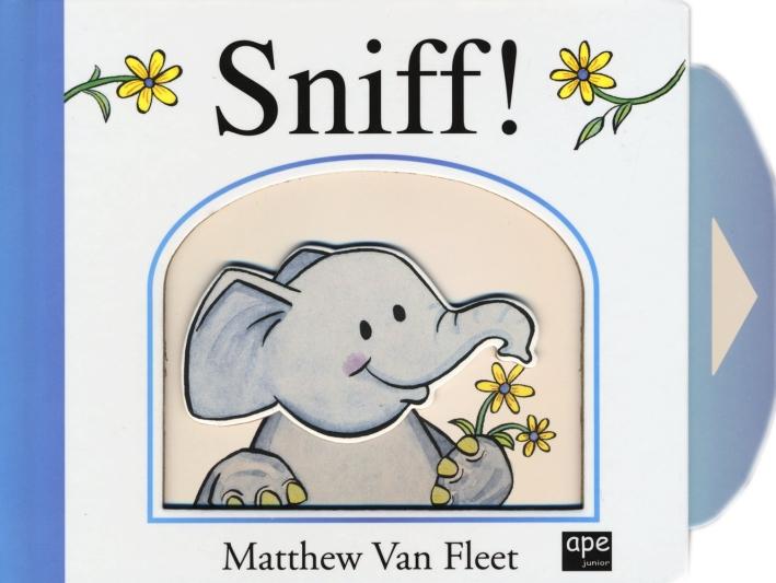 Sniff. Libro pop-up. Ediz. illustrata