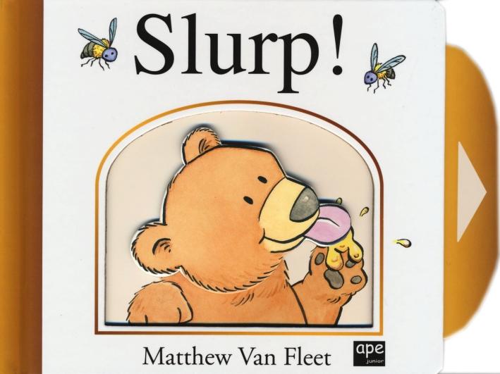 Slurp! Libro pop-up. Ediz. illustrata