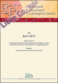 Journal of educational, cultural and psychological studies (ECPS Journal) (2015). Vol. 11: Special issue on leadership in education. Policy debates and strategies in action