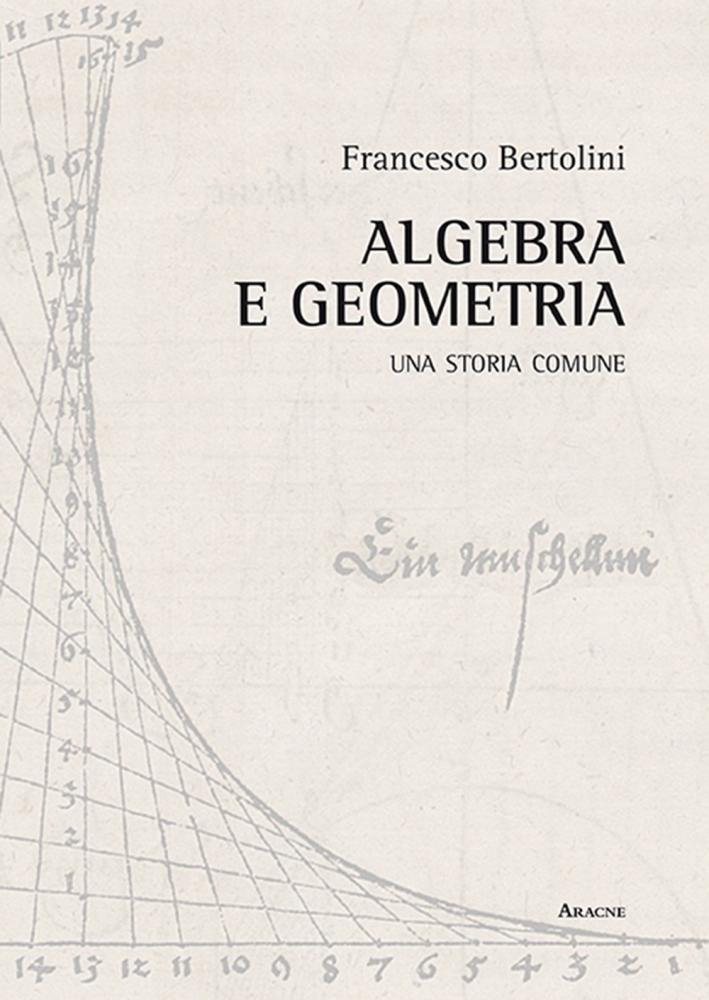 Algebra e Geometria. Una Storia Comune