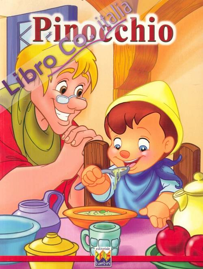 Pinocchio [Edizione Ceca]