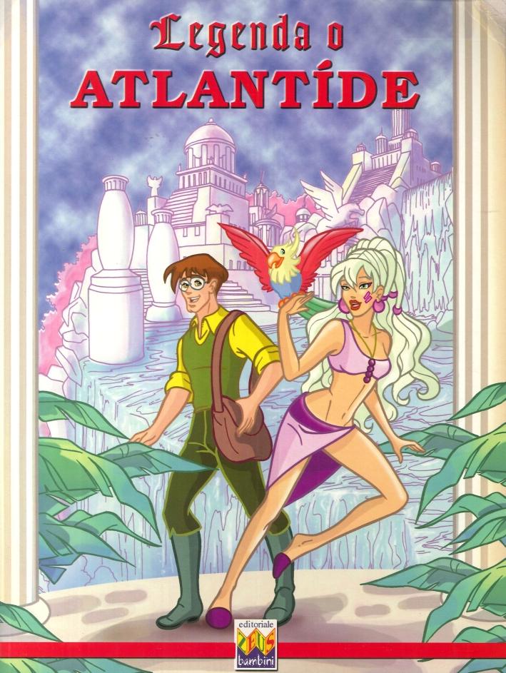 Legenda o Atlantide