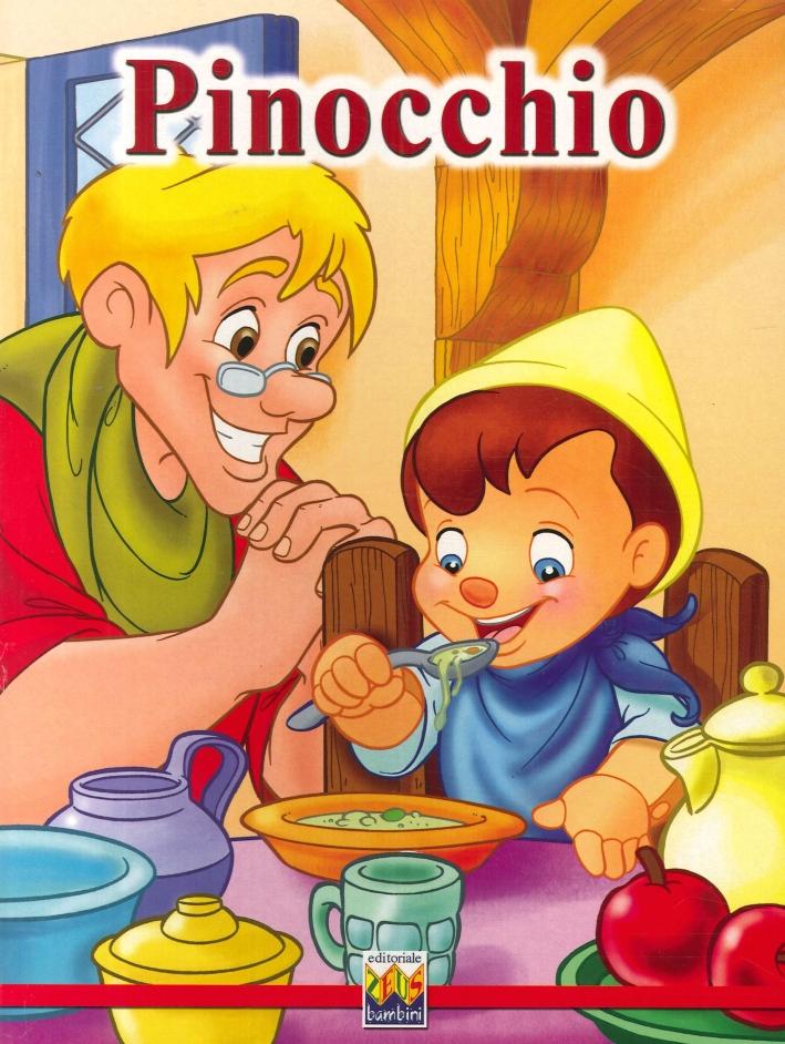 Pinocchio [Edizione italiana]