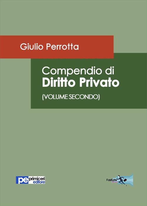Compendio di diritto privato. Vol. 2