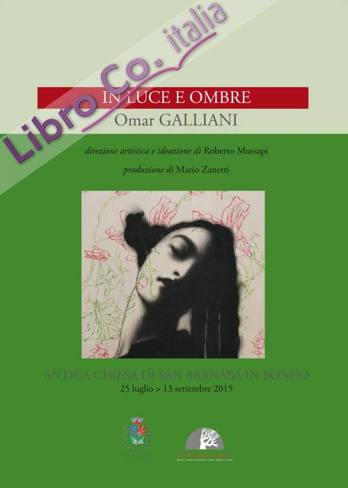 Omar Galliani. In luce e ombre