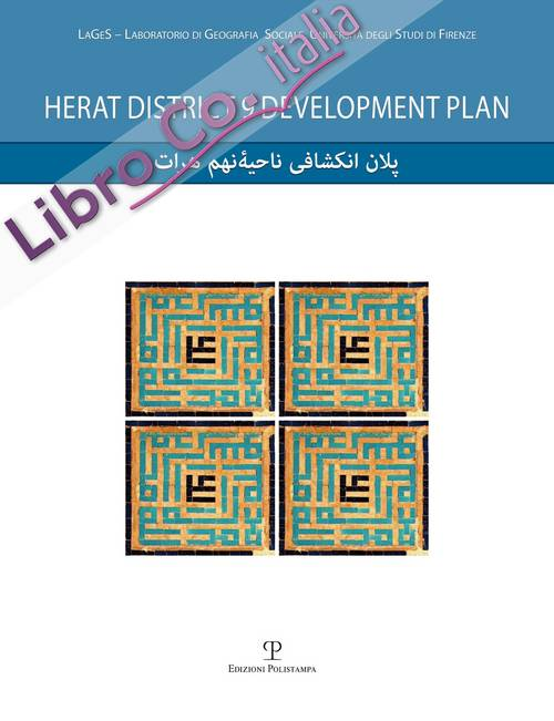 Herat District 9 Development Plan. [Con DVD]
