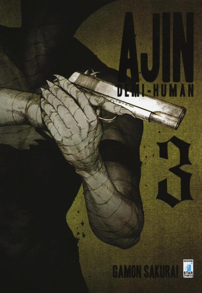 Ajin. Demi human. Vol. 3