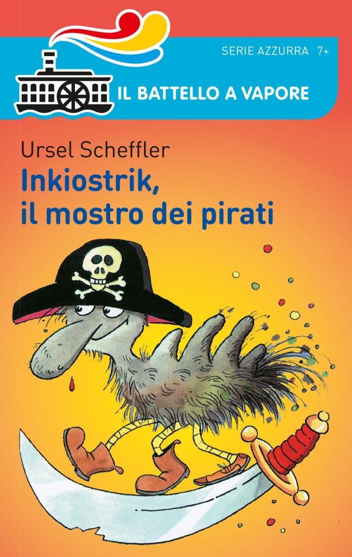 Inkiostrik, il mostro dei pirati