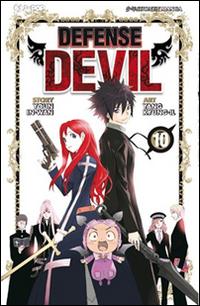 Defense Devil. Vol. 10
