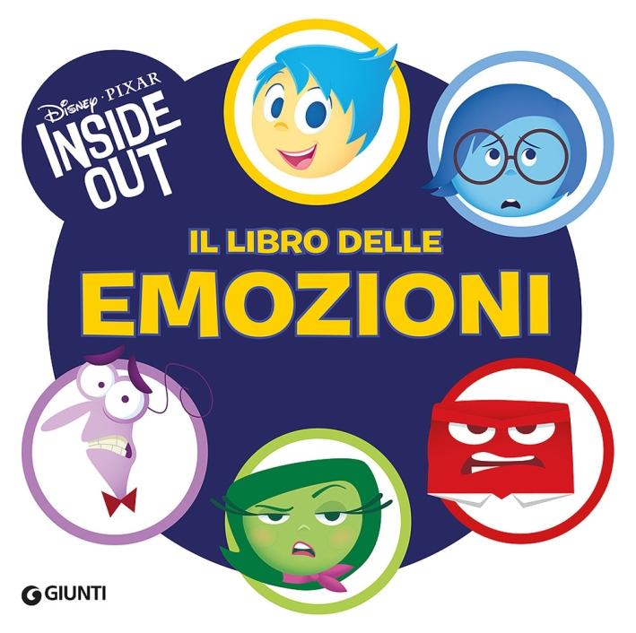 Il libro delle emozioni. Inside out. Ediz. illustrata