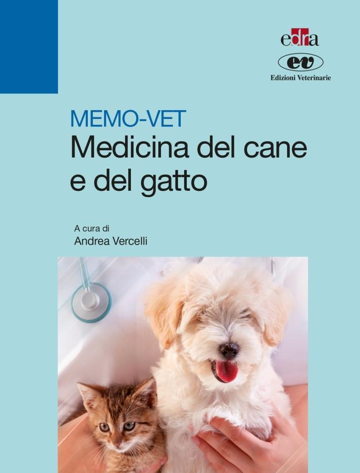 Memo-vet. Medicina del cane e del gatto.