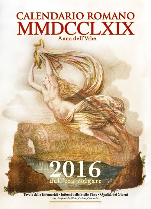 Calendario romano MMDCCLXIX