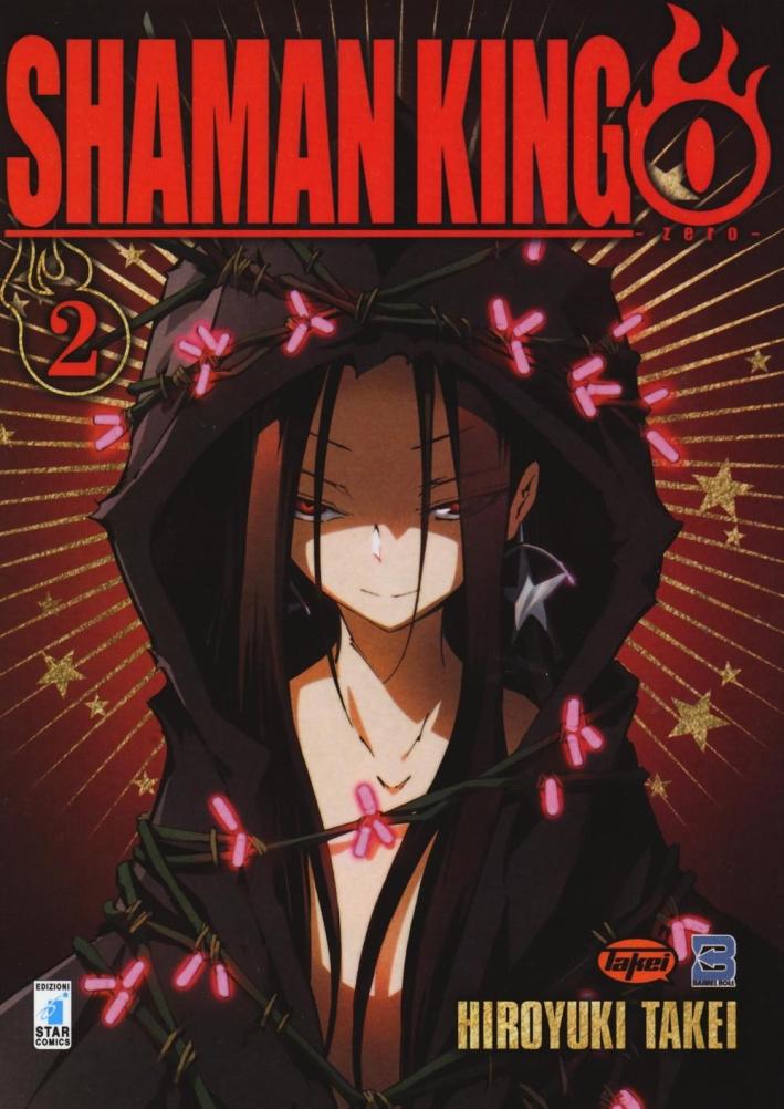 Shaman king zero. Vol. 2.