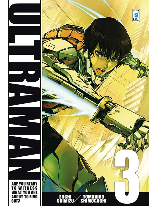 Ultraman. Vol. 3.