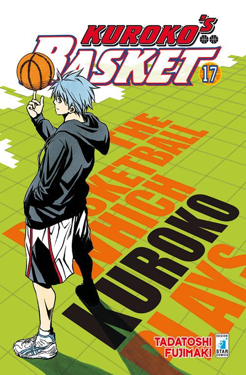 Kuroko's basket. Vol. 17.