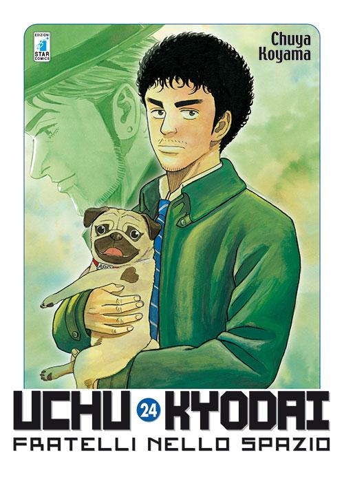 Uchu Kyodai. Fratelli nello spazio. Vol. 24.