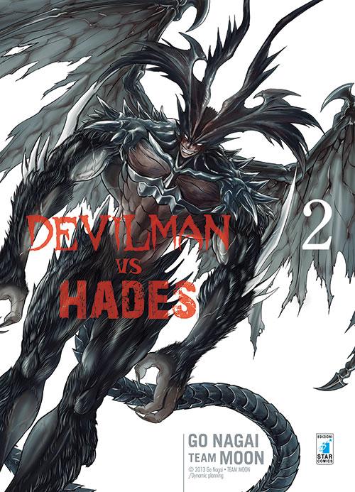 Devilman vs. Hades. Vol. 2.