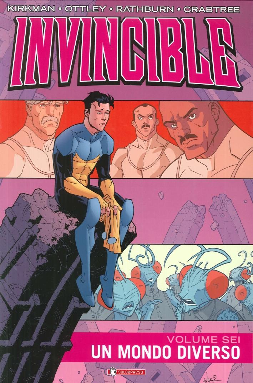 Un Mondo Diverso. Invincibile. Vol. 6