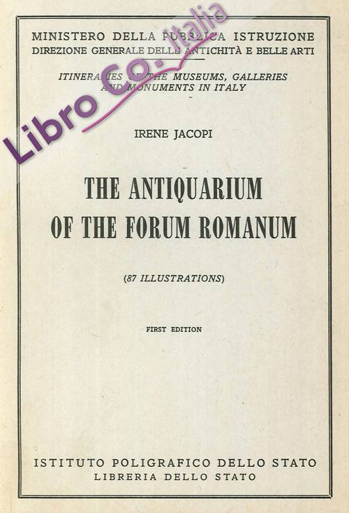 The Antiquarium of the Forum Romanum
