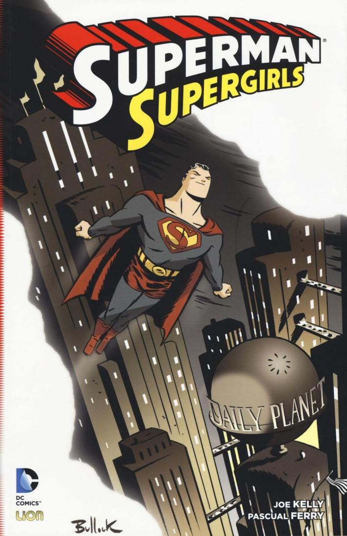Supergirls. Superman