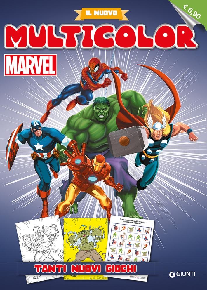 Marvel super heroes. Il nuovo multicolor.