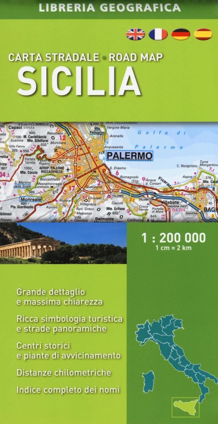 Sicilia 1:200.000