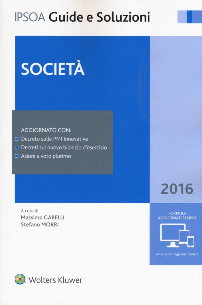 Società 2016