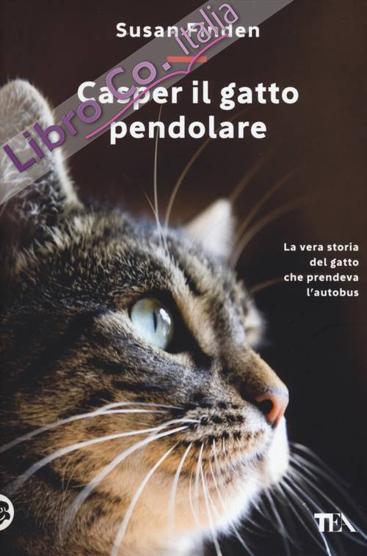Casper il Gatto Pendolare. La Vera Storia del Gatto che Prendeva l'Autobus.