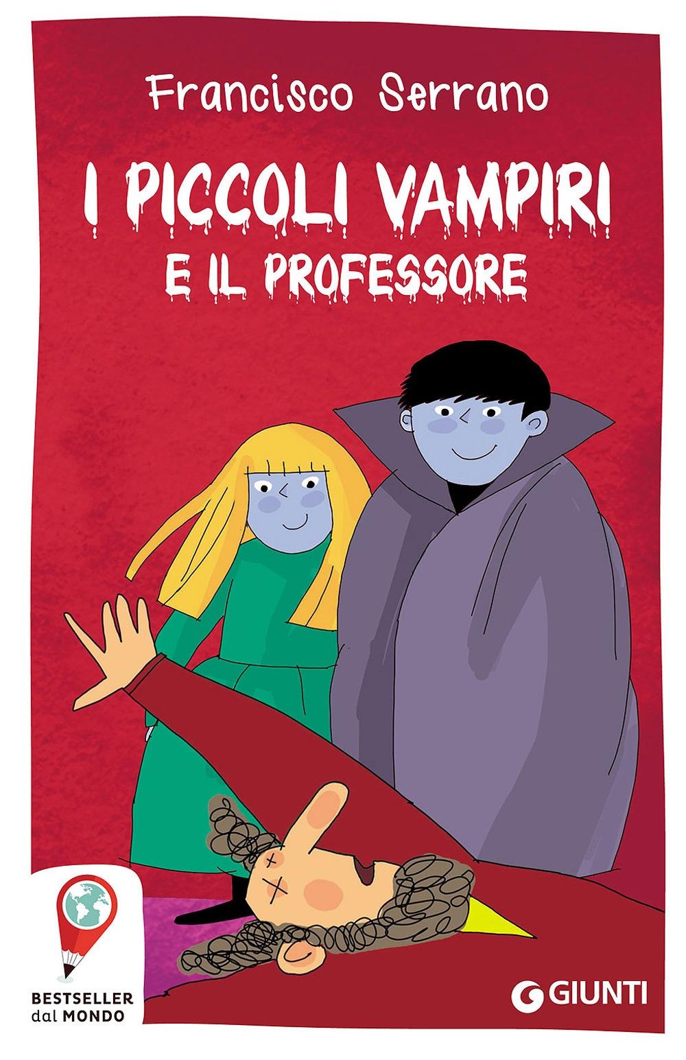 I piccoli vampiri e il professore.