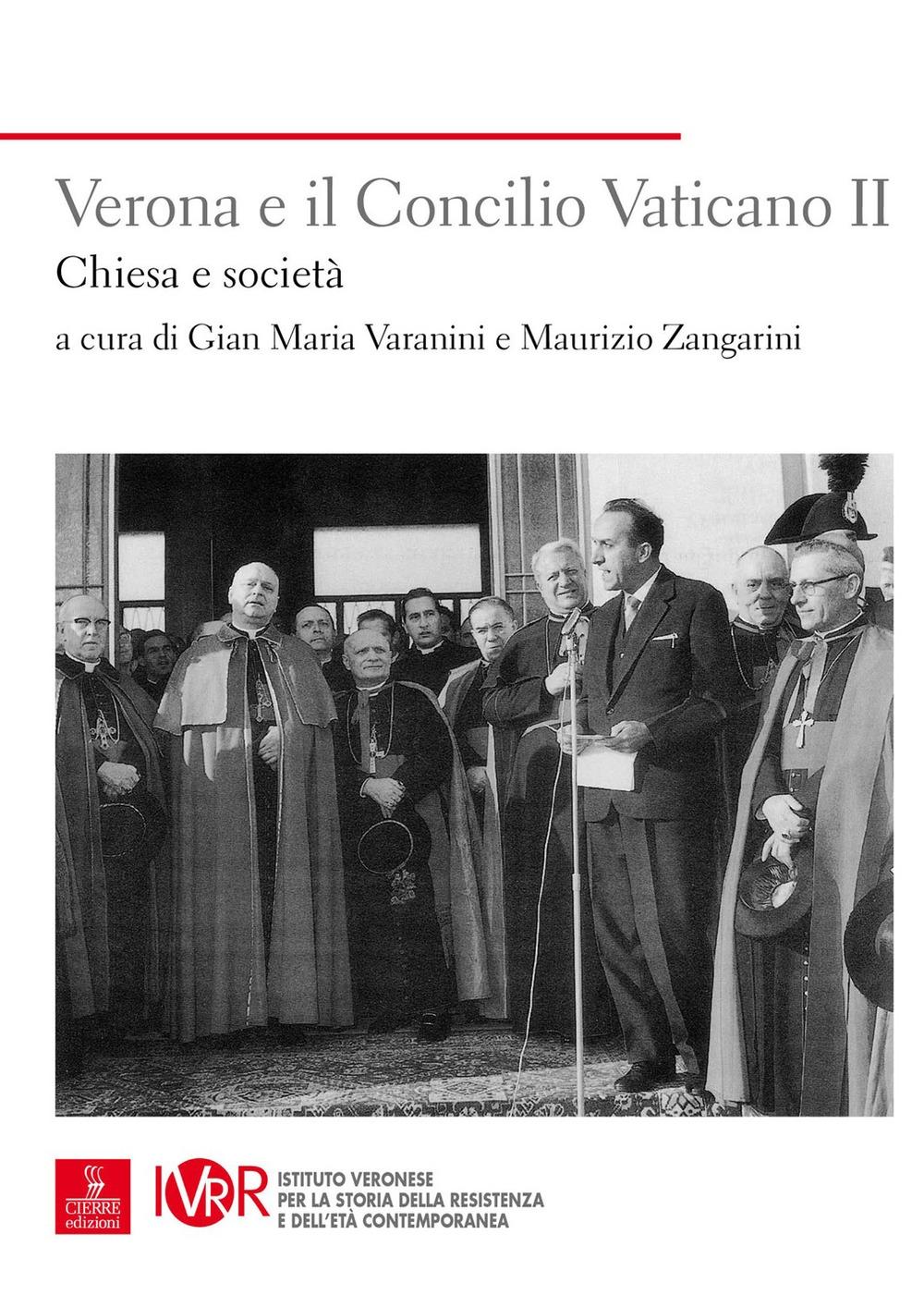 Chiesa e il Concilio Vaticano II. Chiesa e società.