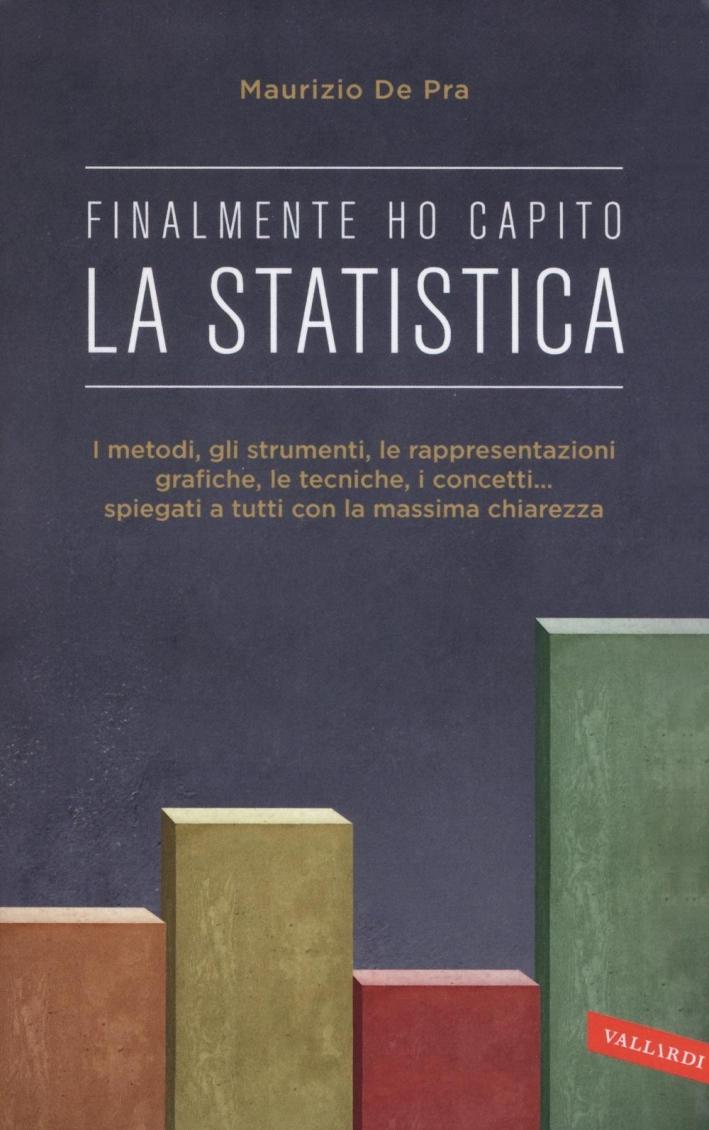 Finalmente ho capito la statistica