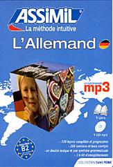 L'allemand. Con CD Audio formato MP3