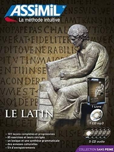 Le latin. Con 5 CD Audio. Con CD Audio formato MP3